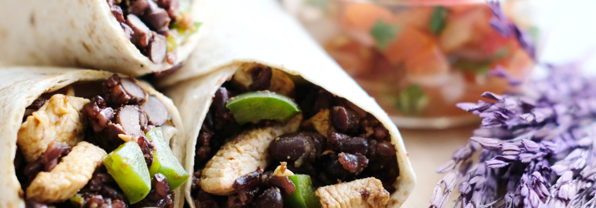 Jasberry Burrito
